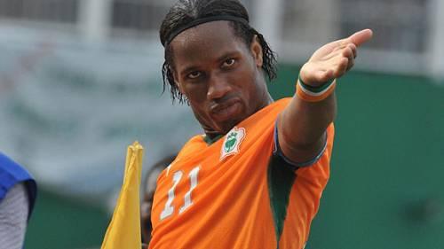 Дидье Дрогба - лучший футболист Африки 2009.