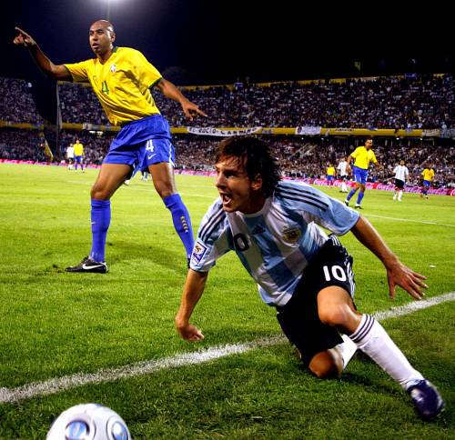 Аргентина-Бразилия
